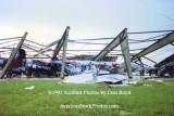 1992 - Hurricane Andrew devastation at the Weeks Air Museum