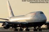 2007 - British Airways B747-436 G-BNLS aviation stock photo #3057