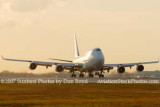 2007 - Air France B747-428M F-GISC airline aviation stock photo #3060