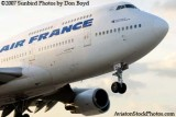 2007 - Air France B747-428M F-GISC airline aviation stock photo #3063