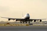 2007 - British Airways B747-436 airline aviation stock photo #3049