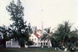 1973 - Station house at Coast Guard Station Lake Worth Inlet on Peanut Island