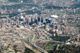 Minneapolis Aerial Stock Photos Gallery