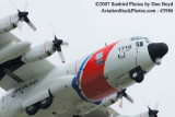 2007 - USCG HC-130H CG-1719 aviation military stock photo #3986