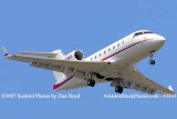 Skyservice Aviation Inc.'s Bombardier Challenger CL-600-2B16 C-FBCR corporate aviation stock photo #3843