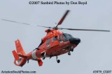 2007 - USCG HH-65C Dolphin #6550 military aviation stock photo #3979