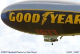 Goodyear Blimp GZ-20A N2A Spirit of Innovation aviation stock photo #4491