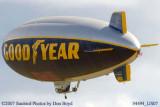 Goodyear Blimp GZ-20A N2A Spirit of Innovation aviation stock photo #4494