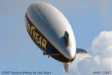 Goodyear Blimp GZ-20A N2A Spirit of Innovation aviation stock photo #4497