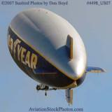 Goodyear Blimp GZ-20A N2A Spirit of Innovation aviation stock photo #4498