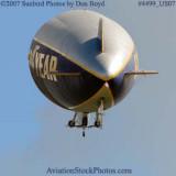Goodyear Blimp GZ-20A N2A Spirit of Innovation aviation stock photo #4499