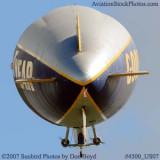 Goodyear Blimp GZ-20A N2A Spirit of Innovation aviation stock photo #4500