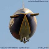 Goodyear Blimp GZ-20A N2A Spirit of Innovation aviation stock photo #4501