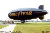 Goodyear Blimp GZ-20A N2A Spirit of Innovation aviation stock photo #2266