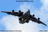 USAF C-17A Globemaster III #04-4136 military aviation stock photo #4615