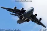 USAF C-17A Globemaster III #04-4136 military aviation stock photo #4616
