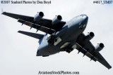 USAF C-17A Globemaster III #04-4136 military aviation stock photo #4617