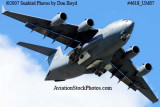 USAF C-17A Globemaster III #04-4136 military aviation stock photo #4618