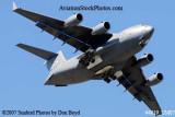 USAF C-17A Globemaster III #04-4136 military aviation stock photo #4619