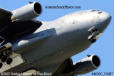 USAF C-17A Globemaster III #04-4136 military aviation stock photo #4620C