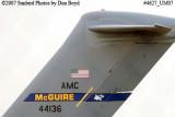 USAF C-17A Globemaster III #04-4136 military aviation stock photo #4627