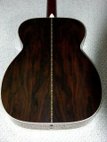East Indian Rosewood Back