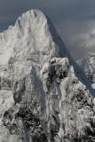 Triumph, Upper E Face & NE Ridge Detail  (Triumph111806-089.jpg)