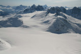 Monarch Icefield, View SE From Snowside Mt (MonarchIceFld040307-_440.jpg)