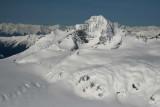 Snowside & War Drum Glacier, View W  (MonarchIceFld040307-_385.jpg)