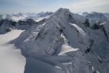 Snowside N Face, View SE  (MonarchIceFld040307-_412.jpg)