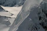 Queen Bess, Upper NE Face Ice Lobes, Detail (QueenBess051507-_122.jpg)