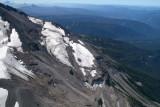 Russell Glacier (R) & Jefferson Park Glacier (L), View S  (Jefferson082807-_194.jpg)