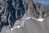 Thielsen, NE Face Glacier Remnant (Lathrop Glacier)  (Thielsen082907-_08.jpg)