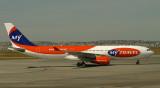 My-travel A330-300, YYC, Sept 2006