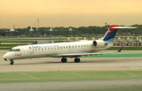 The 1000th CRJ built, N642CA of DL