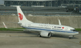 CA 737-700 with winglet