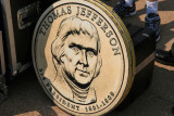 Jefferson Dollar Launch