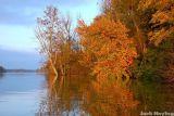 Lake Loramie kayaking 10-18-2006