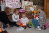 Macey's 1st Birthday