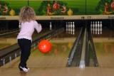 Bowling on Saturday night