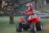 Nolan's new 4-wheeler