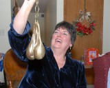 Karen's got some Brass Balls!!