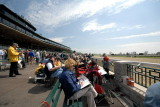 Beautiful day at the track