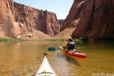 Kayaking on the Colorado River   06-06-2007