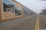 Portsmouth Flood wall mural 2