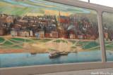 Portsmouth Flood wall mural 3