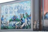 Portsmouth Flood wall mural 4
