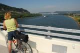 Coal Barge on the Ohio River 2