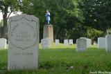 Soilders Circle at Greenlawn Cemetery