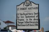 Ocracoke Island Historic Marker